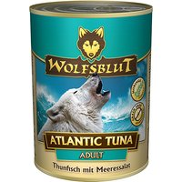 24 x 200 g | Wolfsblut | Atlantic Tuna Adult | Nassfutter | Hund