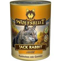 12 x 800 g | Wolfsblut | Jack Rabbit Adult | Nassfutter | Hund