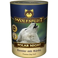 12 x 395 g | Wolfsblut | Polar Night Adult | Nassfutter | Hund