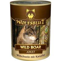 24 x 800 g | Wolfsblut | Wild Boar Adult | Nassfutter | Hund