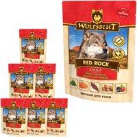 28 x 300 g | Wolfsblut | Red Rock Pouches Adult | Nassfutter | Hund