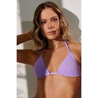 Hunkemöller Triangle Bikini-Top Libby Lila
