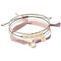 Hunkemöller Armband Pink Ribbon