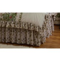 Belledorm Bella Mae Fitted valance Double - 41cm Drop
