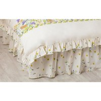 Belledorm Bluebell Meadow fitted valance Double - 41cm Drop