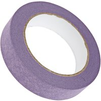 Affixit Low Tack Masking Tape - 1 Roll Of 19mm x 50M Tape