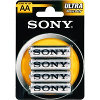 'Sony Aa Batteries (4 Pack)