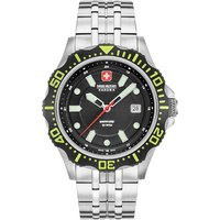 Swiss Military by Hanowa Gents Patrol Watch with Stainless Steel Strap