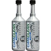 Cataclean Fuel Additive for Diesel 500ml (Twin Pack)