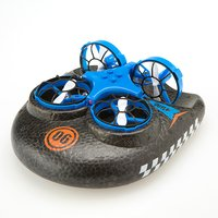 Hover Blast 3-in-1 Air, Land and Sea Drone