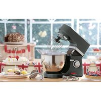 'Cooks Professional G0051 Graphite 5l Stand Mixer