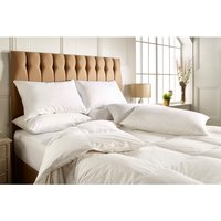 Scandinavian Feather Co Luxury 10.5 Tog Duck Feather and Down Duvet (Single)