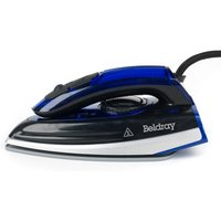 Beldray BEL0760 Space Saving Compact Travel Iron with Dual Voltage, 1000W