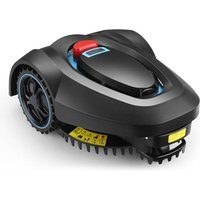 Swift RM18 600Sqm Robotic Lawnmower with Free Garage and Installation Kit