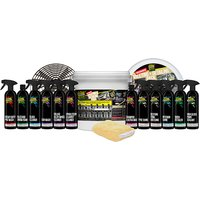 Power Maxed Ultimate Car Cleaning Kit 15-Piece Set