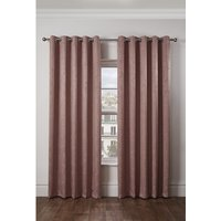 Regency Blackout Eyelet Curtains - 46 Inch