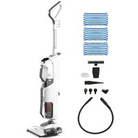 Polti Vaporetto 3 Clean 3-in-1 Hard Floor Cleaner with 9 Accessories