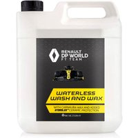 Renault F1 Waterless Wash and Wax 2.5L Jerry Can with Long Hose Trigger
