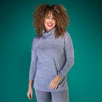Active Bee Tunic with Snood