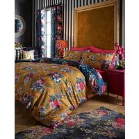 Joe Browns Flowerful Duvet Cover Set - Super King - Ochre Multi
