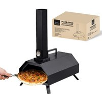 Haven Pizza Oven with Raincover and Pizza Paddle