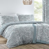 Dreams and Drapes - Maduri - Easy Care Double Duvet Cover Set