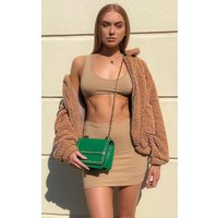 IKRUSH Womens Dolli Studded Shoulder Bag