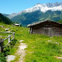 Panorama Turracher Höhe