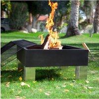 Hotspot Barbecue Brasero Square