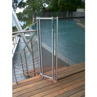 Piscine Sécurité Enfants Clôture de piscine rigide Beethoven blanche