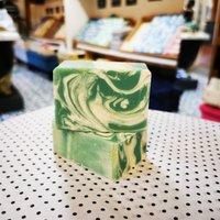 Bergamot and Verbena Handmade Soap
