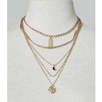 San Rafael Layered Necklace.