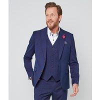 Snazzy Stripe Suit Blazer