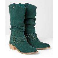 No Plans Suede Boho Boots