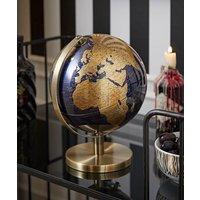 Gold 27cm Globe.