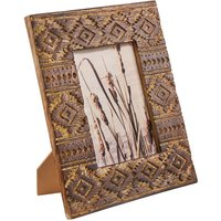 African Wooden Frame.