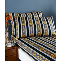 Regency Stripe Printed Fitted Sheets