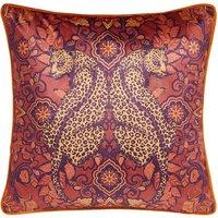 Reflective Leopard Cushion at Joe Browns