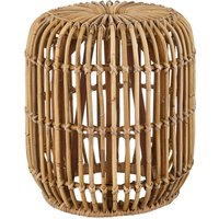 Wicker Side Table at Joe Browns