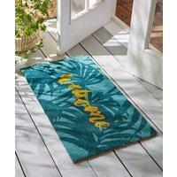 Wonderful Welcome Doormat.