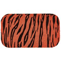 Terrific Tiger Doormat.