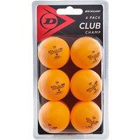 Club Champ 6 Ball Blister Tischtennis-Set