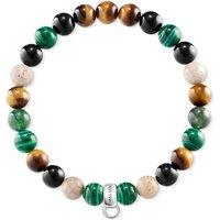 Thomas Sabo Amazonian Bead Bracelet