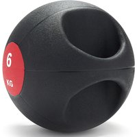 Image of JTX 6kg Medicine Ball With Handles