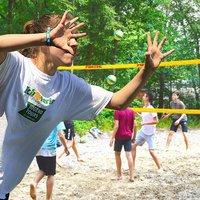 Beachvolleyballcamp