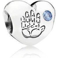 Pandora 791281CZB Charm Baby Junge Silber