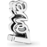 Pandora Reflexions 797579 Charm Clip Love Sterling-Silver
