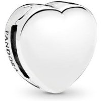 Pandora Reflexions 797620 Charm Clip Heart Sterling-Silver