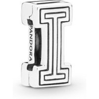 Pandora Reflexions 798205 Charm Clip Letter I Sterling-Silber