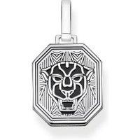 Thomas Sabo PE862-698-11 Anhänger Black Cat Sterling-Silber